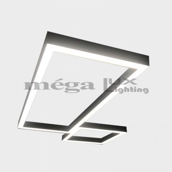 ML Slotlight Kare 50x70 cm LED
